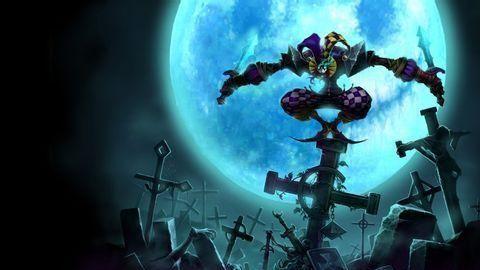 英雄联盟里面小丑的真假分身,其实很容易辨认。