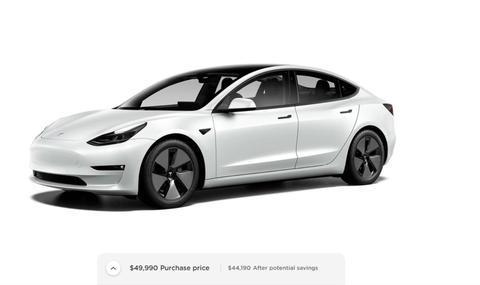 特斯拉Model 3/Y海外调价,部分车型上调1000美元