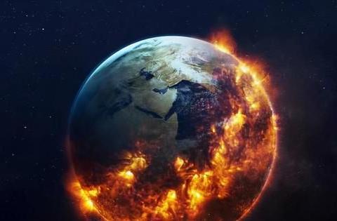 霍金预言成真?地球最高温突破70℃,地球会变成火球吗?