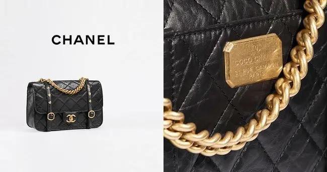 强势上架:CHANEL全新Flag Bag,一秒成率性女人代名词