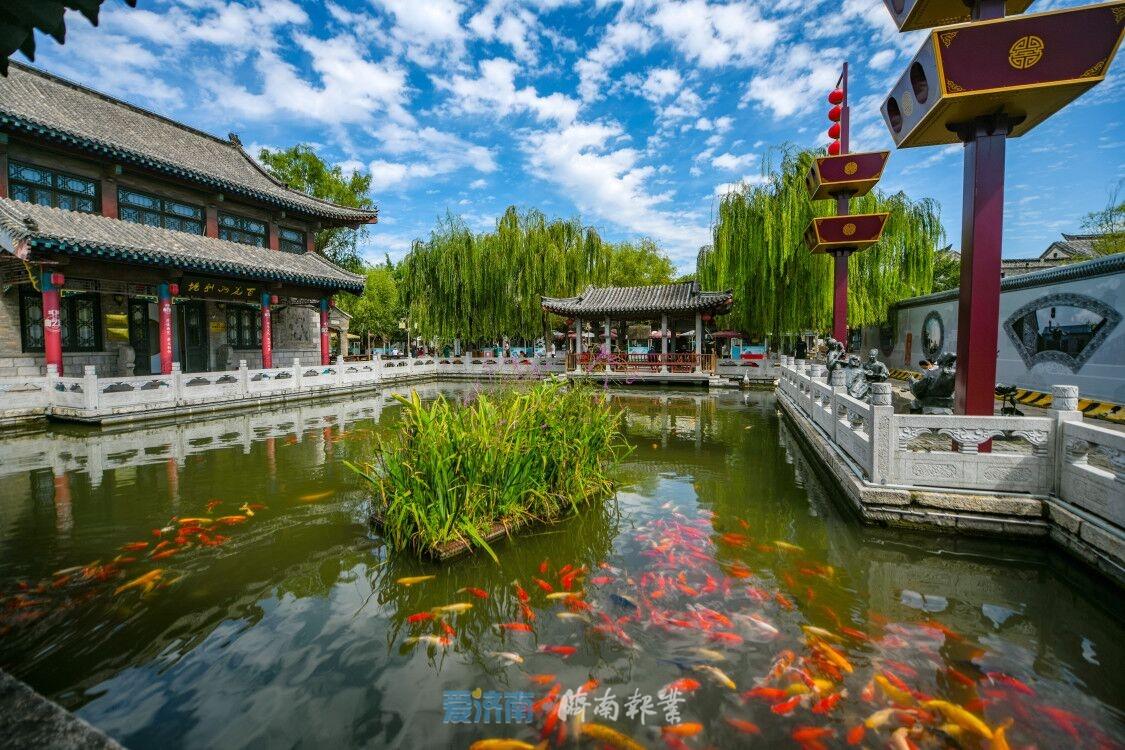 济南市上半年水质排名山东省第一