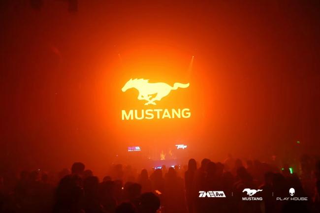 """TME live X MUSTANG NIGHT室内电音节, 极""""躁""""电音再掀夏夜狂欢"""