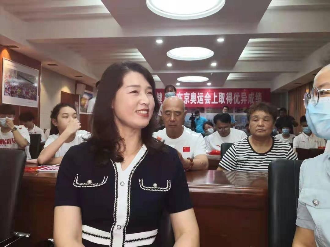 张雨霏妈妈:女儿是最棒的,我为她骄傲!