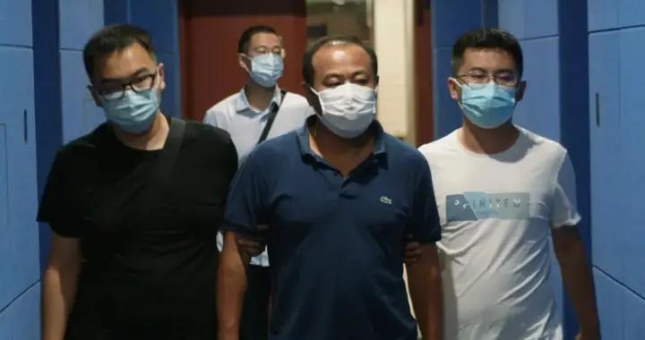 在逃近7年的职务犯罪嫌疑人张震萍主动投案