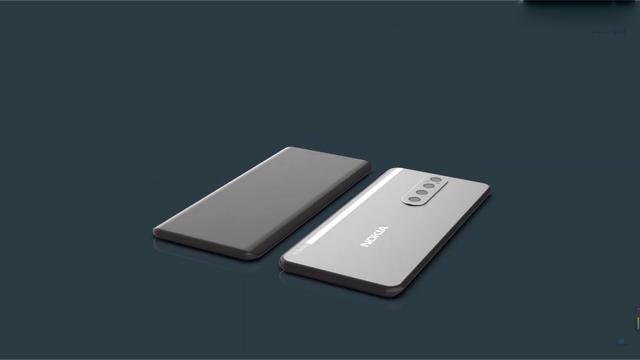 """诺基亚5G概念新机,骁龙888plus加持,真正的""""诺基亚机皇"""""""