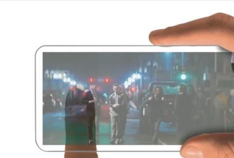 10年前的iPhone13概念机:iPhone4S透明机身+全面屏,致敬乔布斯