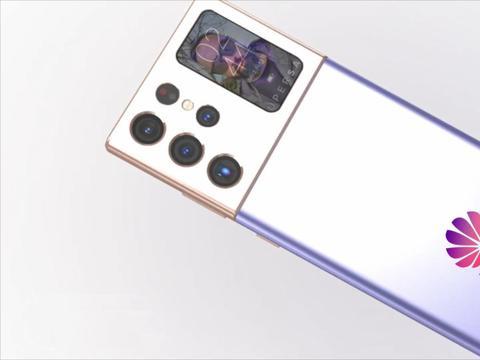 华为Mate50Pro搭载鸿蒙系统首次搭载屏下前摄技术超曲面屏设计