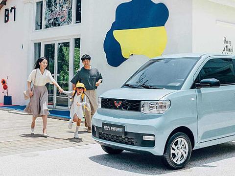 全球这么多微型纯电动汽车,为什么只有五菱宏光MINI EV成功了?