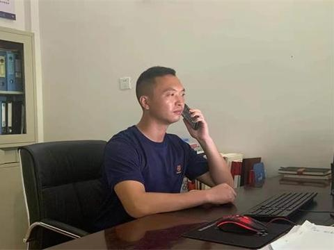 【办实事】武宁大队开展常态化消防执法电话回访活动