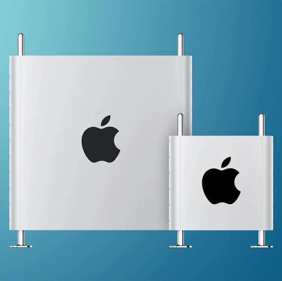 2022款Mac Pro或使用英特尔Ice Lake Xeon W-3300芯片