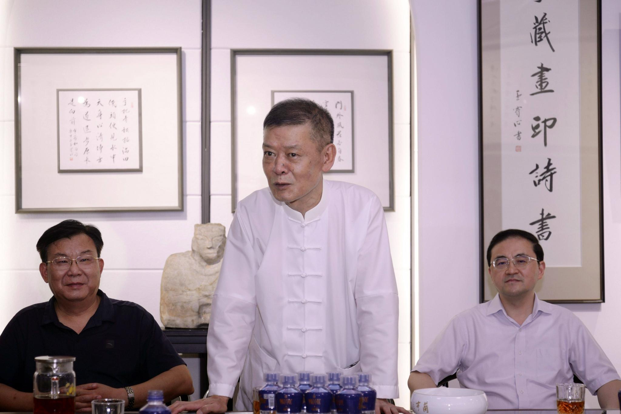 """王宝心书法艺术馆落成 邕城又多一处国学""""打卡""""地"""