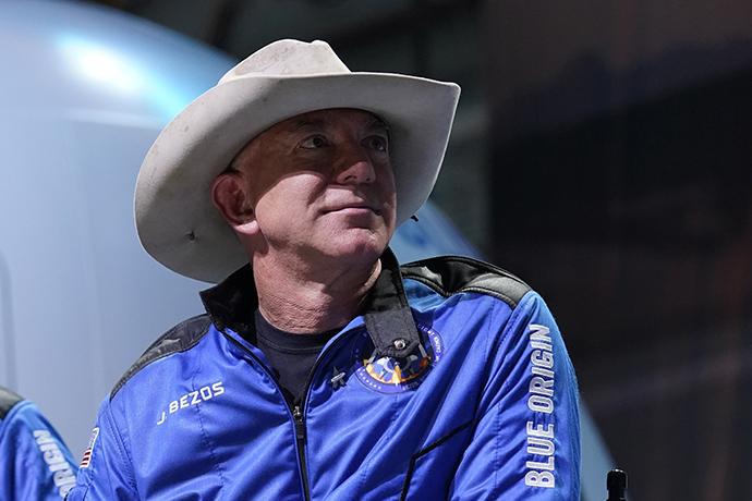 贝佐斯愿免除NASA20亿美元费用,以建造月球着陆器