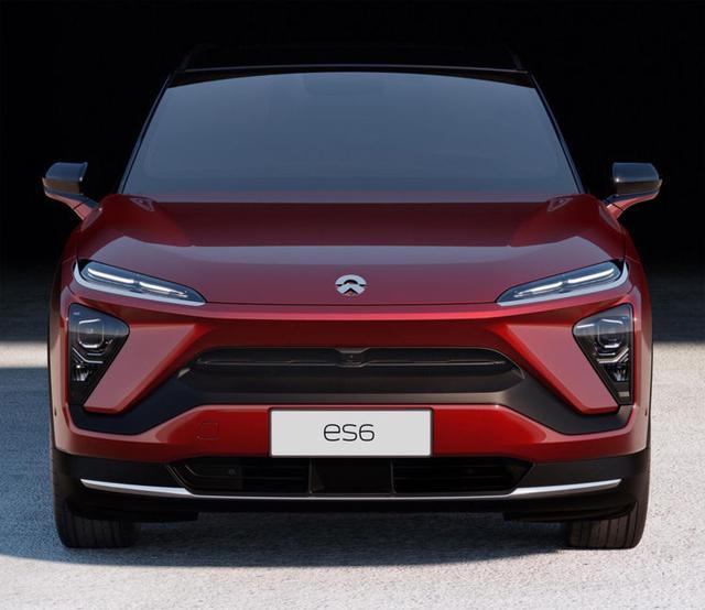 J.D.Power新能源新车质量排名出炉,蔚来ES6占豪华纯电榜单第一