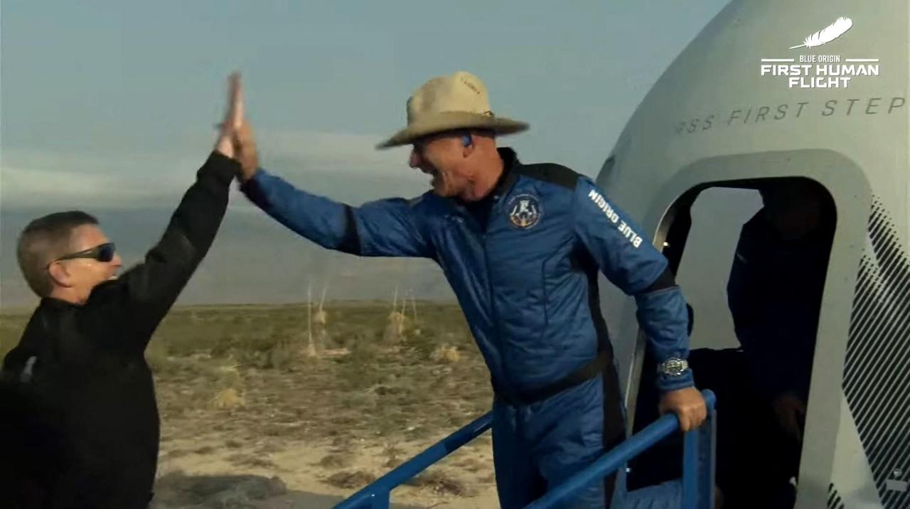 争登月着陆器合约 美国富翁贝索斯愿给NASA便宜20亿美元