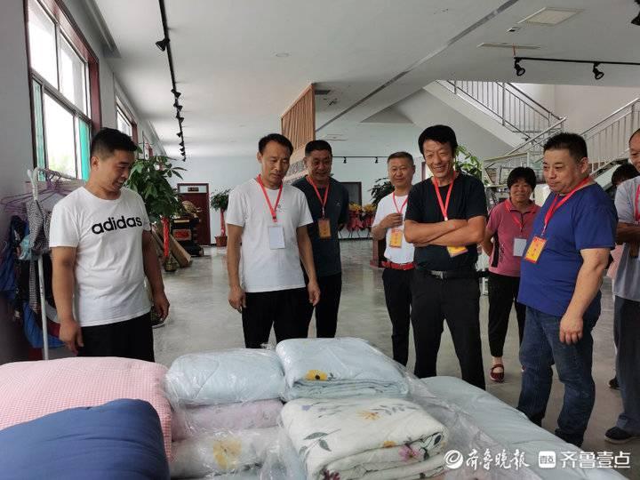 """惠民县淄角镇举办""""3+2+N""""分组跟踪监督视察"""