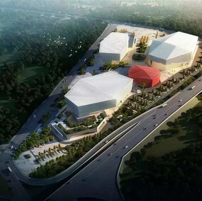衡阳市影剧艺术中心预计今年10月投入使用!