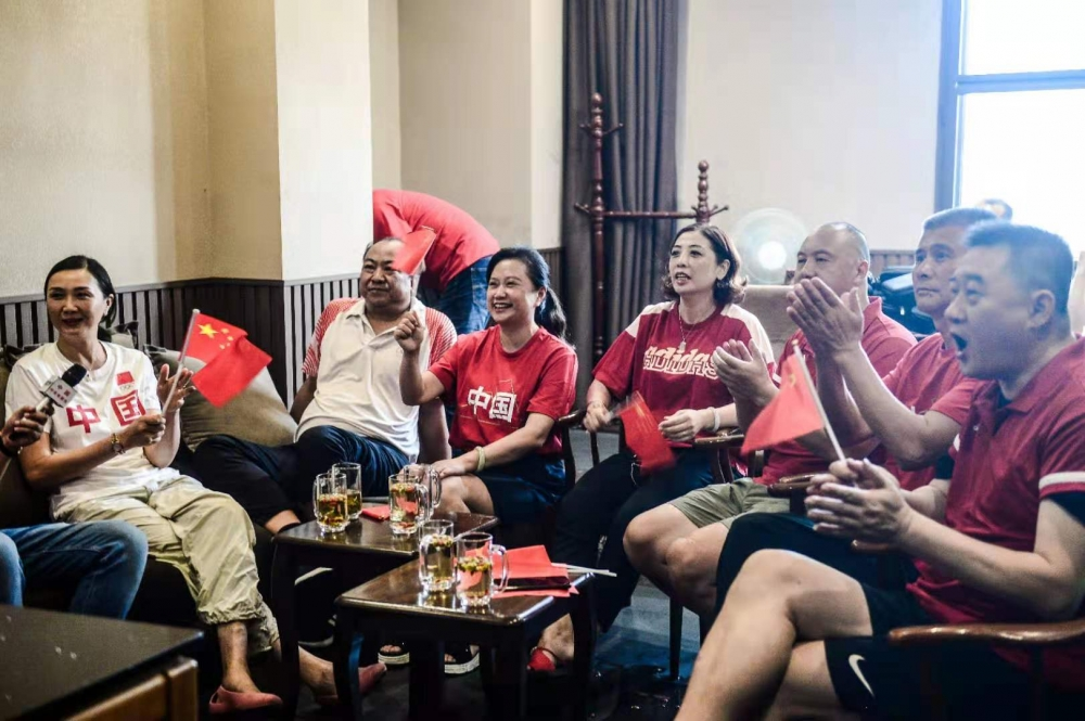 袁心玥妈妈点评女儿比赛:气势还在,坚信中国女排能复制里约奥运的辉煌
