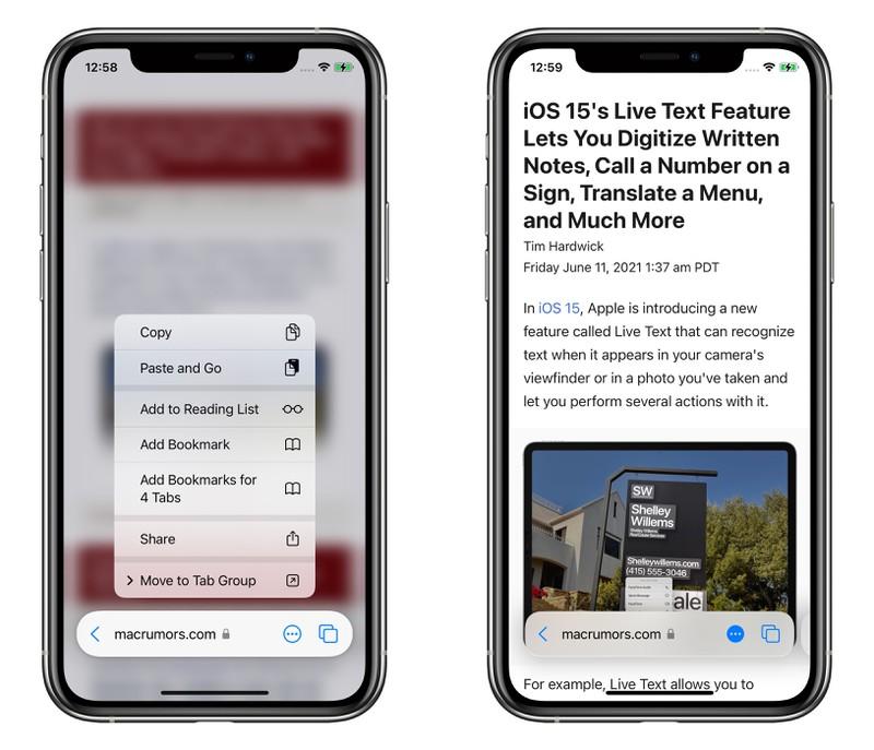 谷歌前员工:Chrome 放弃了类似苹果 iOS 15 中 Safari 的设计
