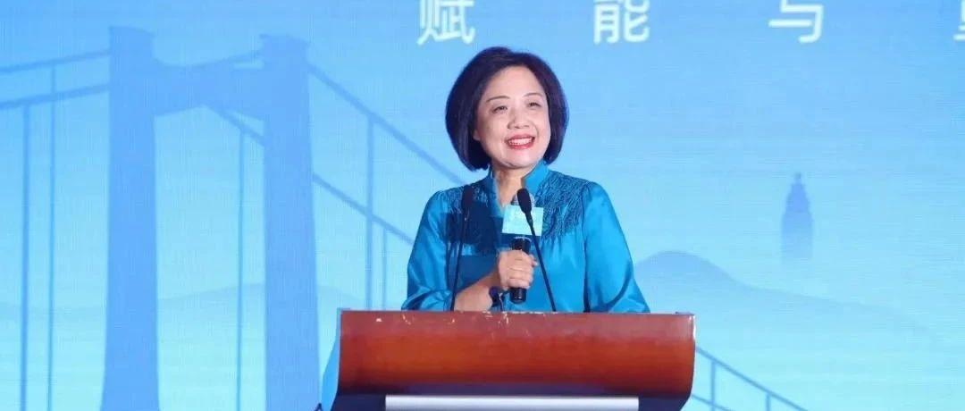 联想集团高级副总裁乔健将出席2021中国品牌节年会