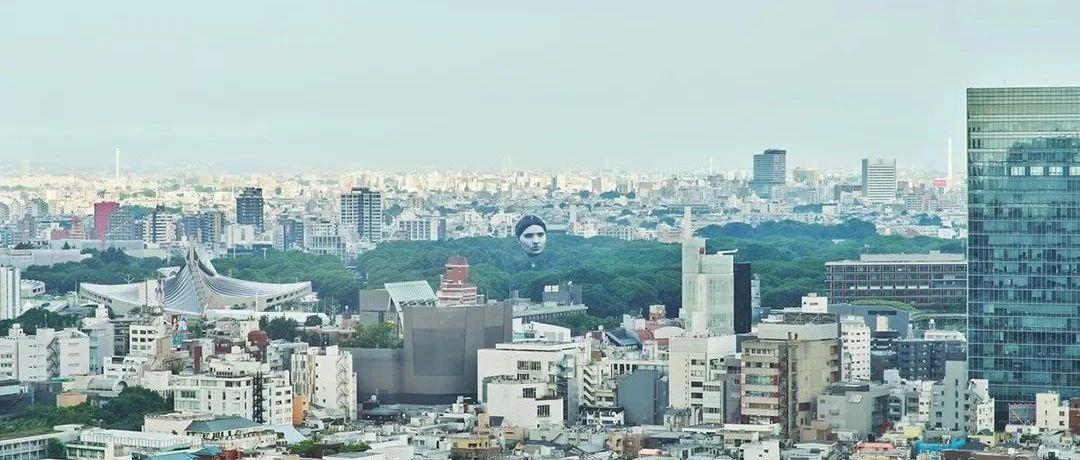 漂浮在东京上空的艺术装置,来源于一个女孩的梦境
