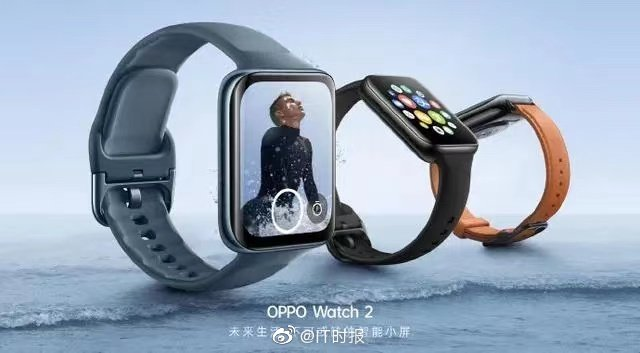oppowatch2 OPPO新一代智能手表Watch 2发布,搭载双曲面3D AMOLED柔性屏