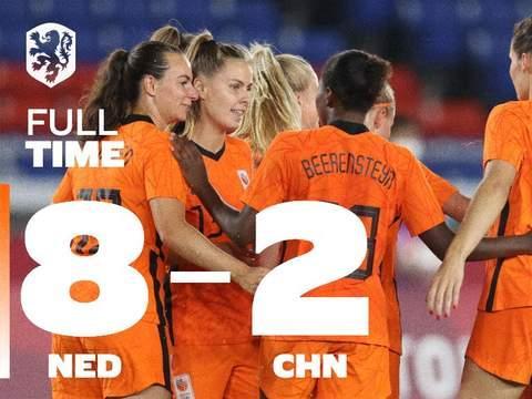 女足2-8惨败荷兰!贾秀全表示:我将来干不干取决于足协和我自己