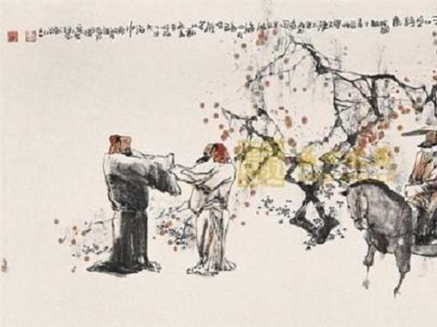 刘庄不仅平定西域,还引入西天佛法