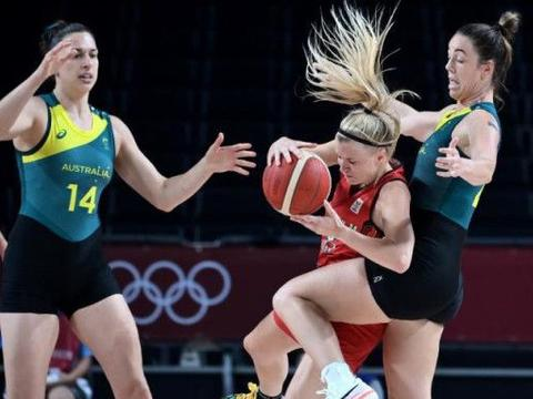 澳大利亚女篮崩盘惨败比利时15分,下场将战中国女篮