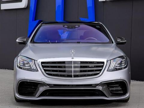 定制版奔驰AMG S63亮相!搭载4.0T V8,可爆发940匹马力
