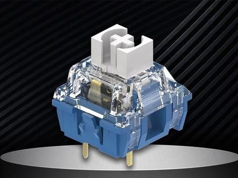 防误触的电竞神器 TTC快银轴