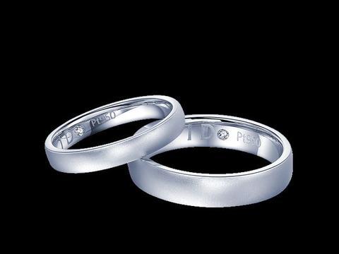 一枚符合双方心意的婚戒是这婚礼中更完美的色彩,如何选购婚戒