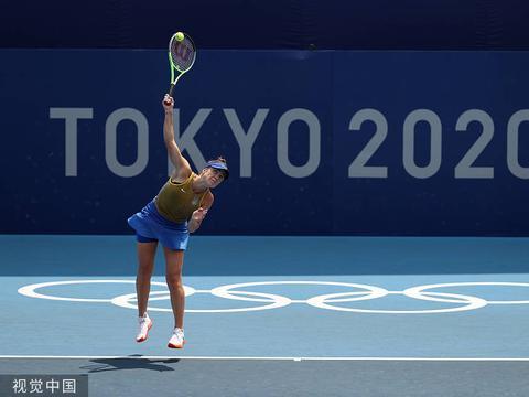 奥运网球女单:小白菜晋级将战万卓索娃 本西奇PK莱巴金娜