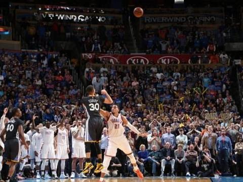 一张照片一个故事,记录了NBA近十年的经典时刻
