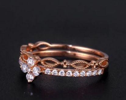 心理测试:3枚戒指,哪枚最适合你,测你会嫁给有钱人还是穷光蛋