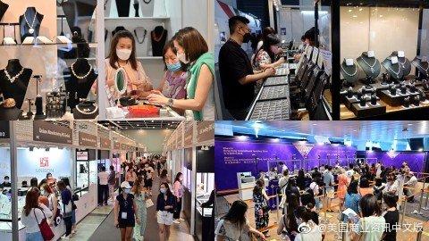 香港国际珠宝展及香港国际钻石、宝石及珍珠展揭幕