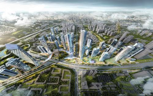深圳核心交通枢纽片区改造提速 佳兆业拿下深圳五和枢纽项目