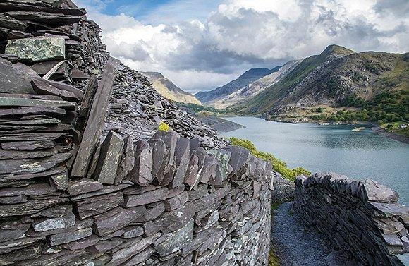 英国威尔士板岩地貌获选进入世界遗产名录