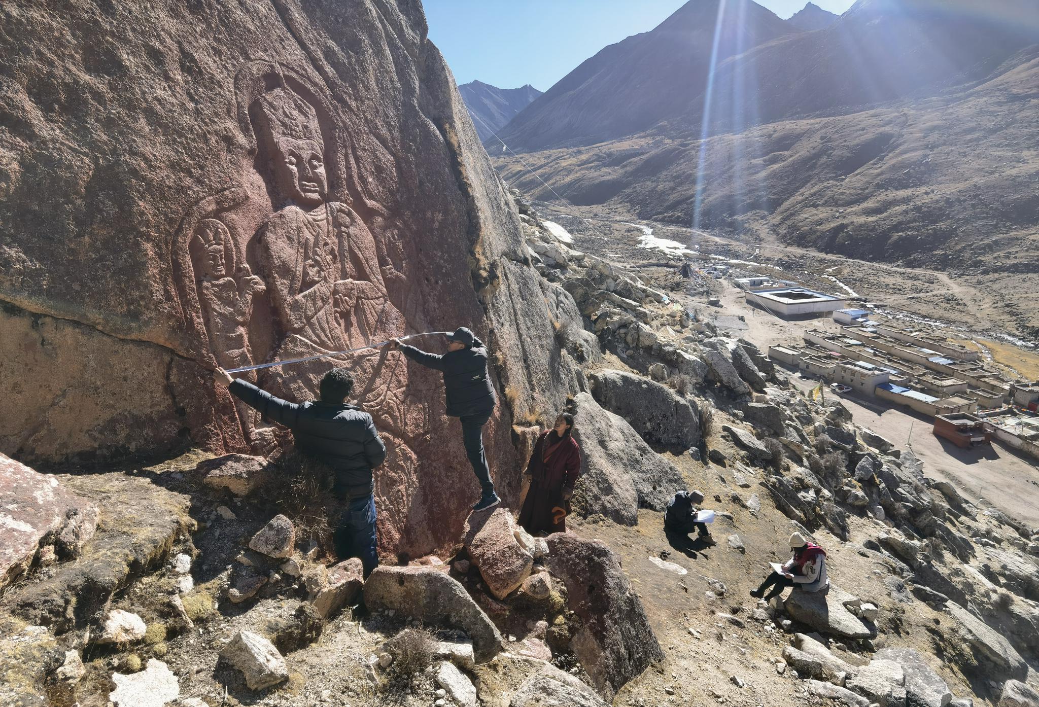 专项调查表明:西藏石窟寺兴起于公元7至8世纪