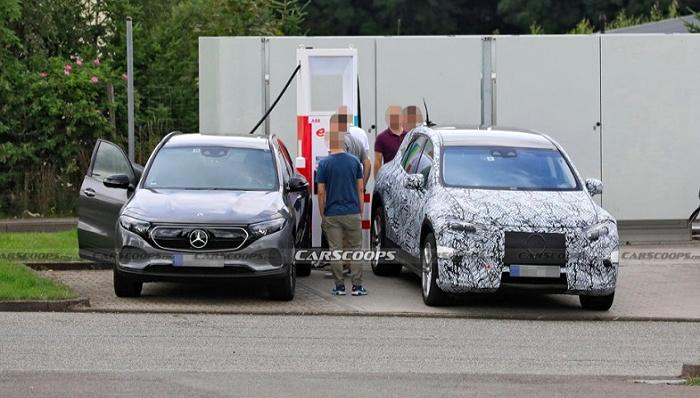 梅赛德斯-EQ家族旗舰车来了,EQS SUV或年底亮相 | 新车
