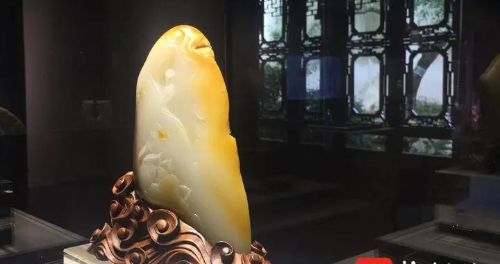 苏州博物馆举办葛洪玉雕艺术展
