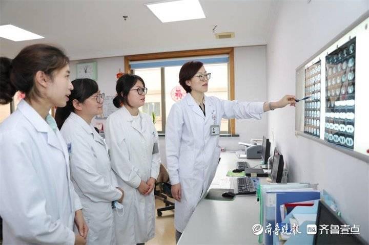 烟台毓璜顶医院肿瘤内科副主任刘爱娜:助患者遇见生命那道光
