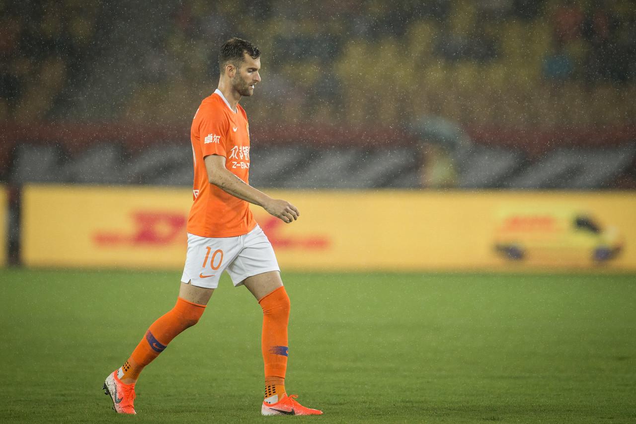 阿斯报:巴普蒂斯唐将在未来几天和武汉队解约,接近重返欧洲踢球