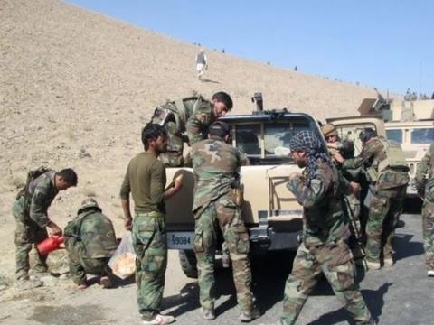 巴基斯坦精锐开进坎大哈,塔利班迎来强援,阿富汗战局又增变数