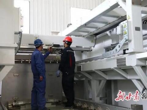 甘肃省3D打印绿色智能铸造项目落地酒钢