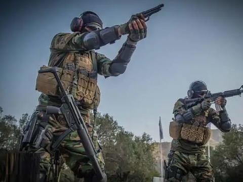 塔利班一夜成为正规军,战术头盔、夜视仪全配备,不输政府军