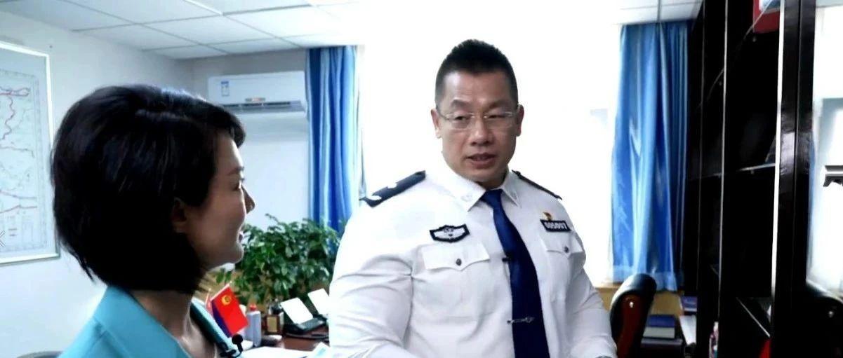 独家对话|曾经的世界搏击冠军+特警队长,如今的公安局长