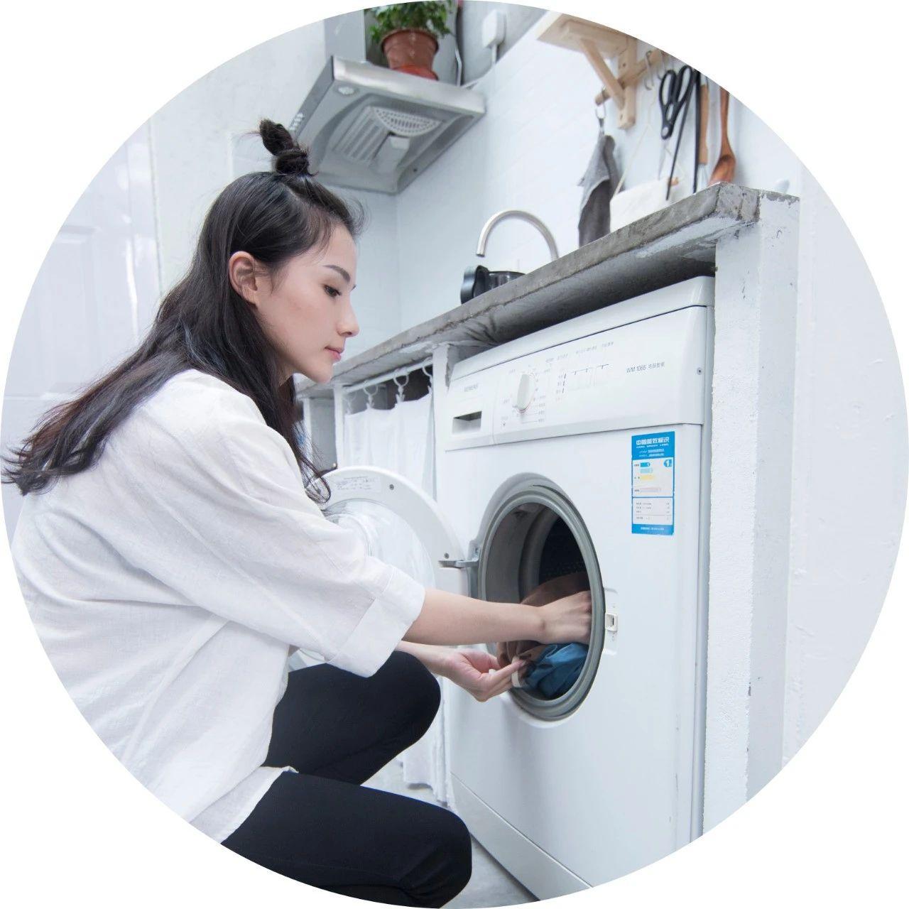 活了30年才知道,洗衣机竟暗藏污垢开关,难怪衣服越洗越脏!