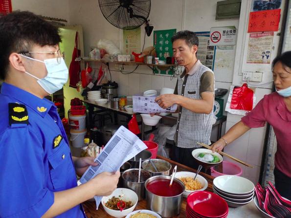 """有效推动厨余垃圾分类工作 公明街道推广应用""""餐厨源分类""""小程序"""
