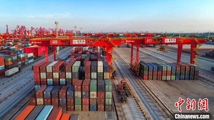 沿黄达海、连通全球 山东蓄力打造东北亚综合交通枢纽