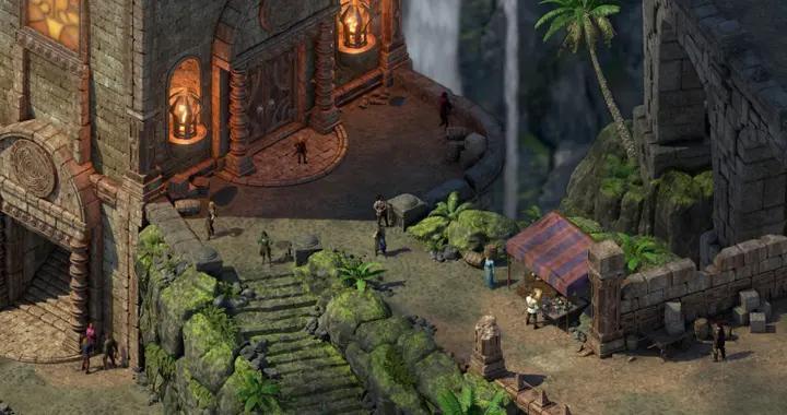 《永恒之柱2:死亡之火》Steam开启特惠促销活动